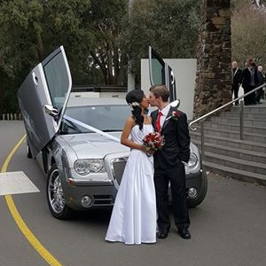 Hinckley Wedding Car